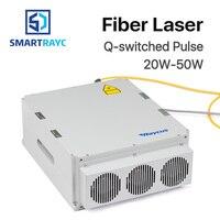 Smartrayc Raycus 20W 50W Q switched Pulse Fiber Laser Series GQM 1064nm High Quality Laser Marking Machine DIY PART