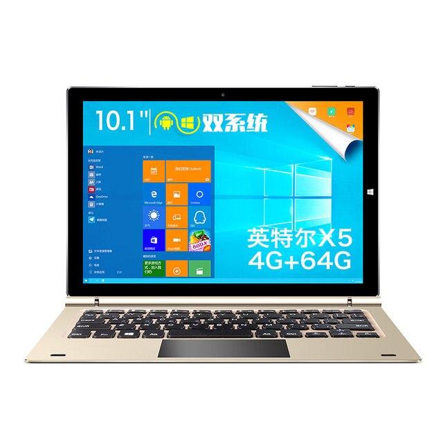 10.1 inch Máy Tính Bảng Teclast Tbook 10 S Intel X5-Z8300 4 Nhân RAM 4 GB Rom 64 GB Win10 + Android 5.1 Hai HỆ ĐIỀU HÀNH 1920*1200 IPS Wifi