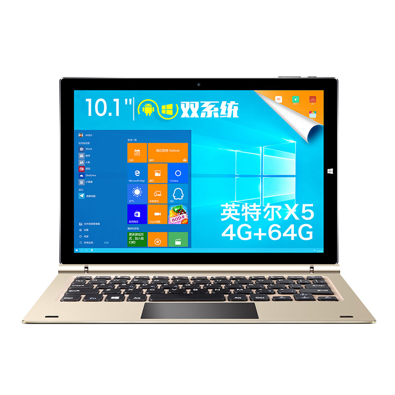 10.1 inch Tablet PC Teclast Tbook 10S intel X5-Z8300 Quad-Core 4GB Ram 64GB rom Win10+Android 5.1 Dual-OS 1920*1200 IPS Wifi teclast tbook11 10 6 win10 android5 1 4gb 64gb 2in1 tablet black