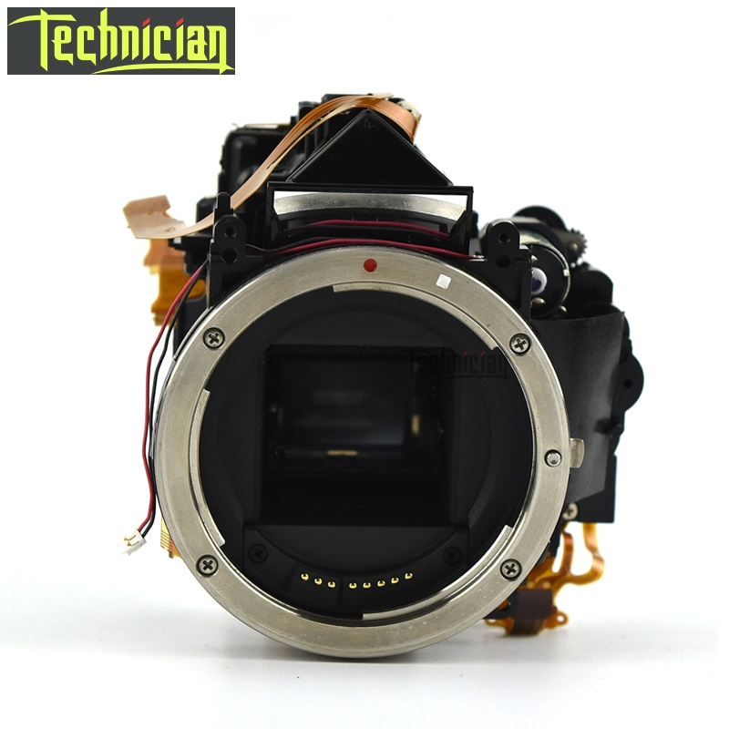 650D Mirror Box Main Body With Viewfinder And Shutter Assembly Unit Camera Repair Parts For Canon in Body Parts from Consumer Electronics