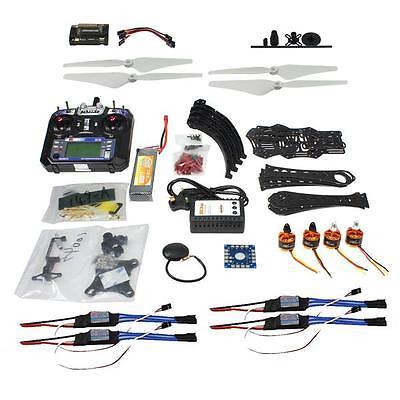 F14893-P Full Set DIY RC Drone Quadrocopter X4M380L Frame Kit APM 2.8 Gimbal TX цена