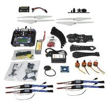 F14893 P Full Set DIY RC Drone Quadrocopter X4M380L Frame Kit APM 2 8 Gimbal TX
