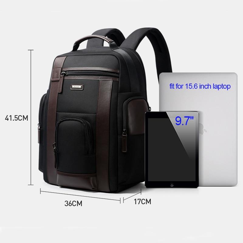 Купить с кэшбэком BOPAI Multifunction Large Capacity Laptop Backpack Anti Theft Fashion Men Shoulders Bag Travel Backpack Waterproof Drop Shipping