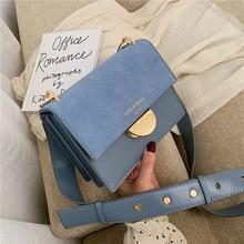 Female Crossbody Bag For Women 2019 Quality PU Leather Luxury Handbag Designer Sac Main Ladies Lock Phone Shoulder Messenger Bag