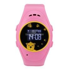 Smartphone Uhr E08 Kinder Kid Armbanduhr GSM GPRS GPS Locator Tracker Anti-verlorene Smartwatch Kind Schutz für iOS Android