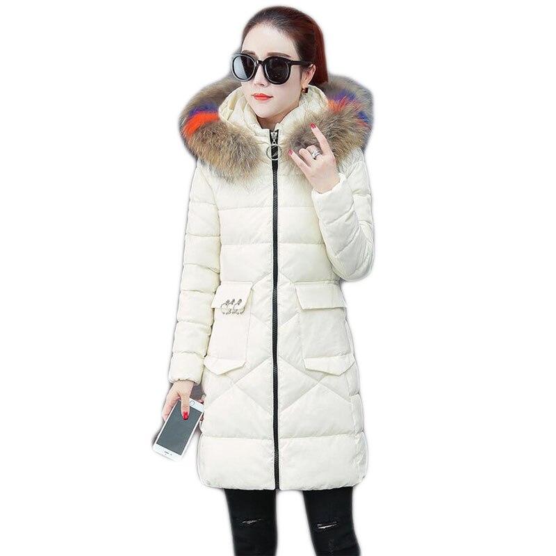 Pad Bas Mode Vers red Red B389 2018 Coréen Femme Manteau pi white Black De Parka Le Long Hiver Veste Nouveau D'hiver green Femmes Coton wqFaxC7nHZ