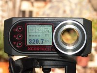 New Shooting Xcortech X3200 High Power BB Airsoft Velometer Speedometer Tachometer Chronograph Speed Tester For Hunting