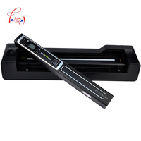 Portátil Handheld scanners de alimentação Automática A4 Documento Foto Scanner de papel USB 2.0 TSN450 + A02 1 pc Scanners     -