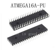 ATMEGA16A-PU ATMEGA16A DIP-40 IC 20PCS/1Lot Free shipping