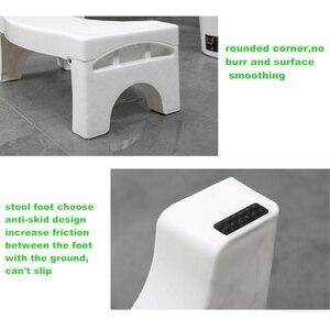 Image 5 - متعددة الوظائف للطي كرسي مرحاض الحمام قعادة المرحاض القرفصاء الموقف المناسب LXY9
