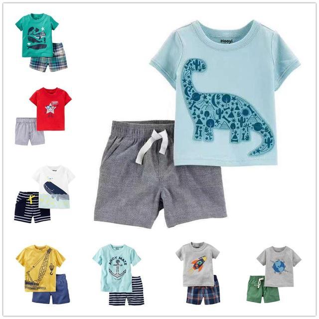 סט חולצה ומכנס לילדים 1