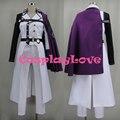 New Custom Made Japanese Anime Seraph of the End Vampire Reign Owari no Serafu Crowley Eusford Cosplay Costume High Quality