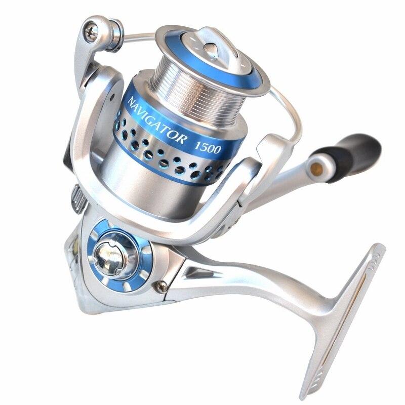 spinning NAVIGATOR  reel fishing  reel 1000-6000series availabe t motor series mn3515 navigator series
