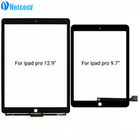 Netcosy For IPad Pro 9 7 12 9 Touch Screen Digitizer Glass Panel Repair For Ipad