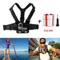 Chest Belt Action Camera Holder Sport Cam SJ4000 Strap For Xiao Mi Yi Gopro Hero 5/4/3/3+ Accessories Mount Adjustable Strap