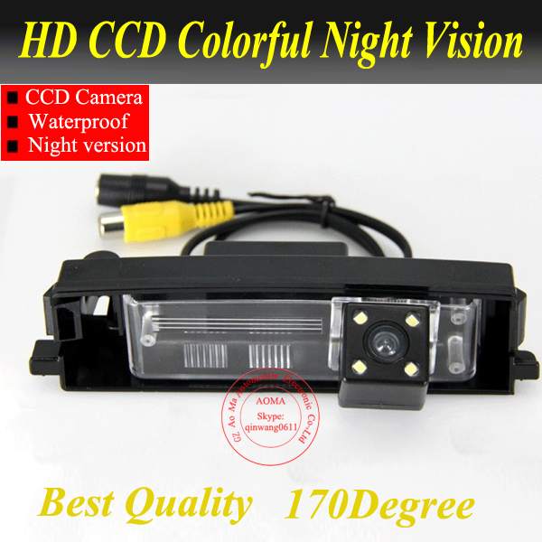 Avtomobilin arxa görünüşü tərs ehtiyat kamera avtomatik DVD GPS GPS kamera üçün TOYOTA RAV4, RELY X5For üçün CHERY TIGGO 3 09 / CHERY A3 üçün