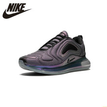 Nike Offical Air Max 720 Original Men Running Shoes Comfortable Comfortable Air Cushion Outdoor Sports Sneakers #AO2924-001