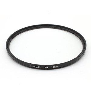 Image 5 - עלייה (בריטניה) חדש 105MM UV מסנן עדשת מגן 105 mm עם מקרה תיק + משלוח בד