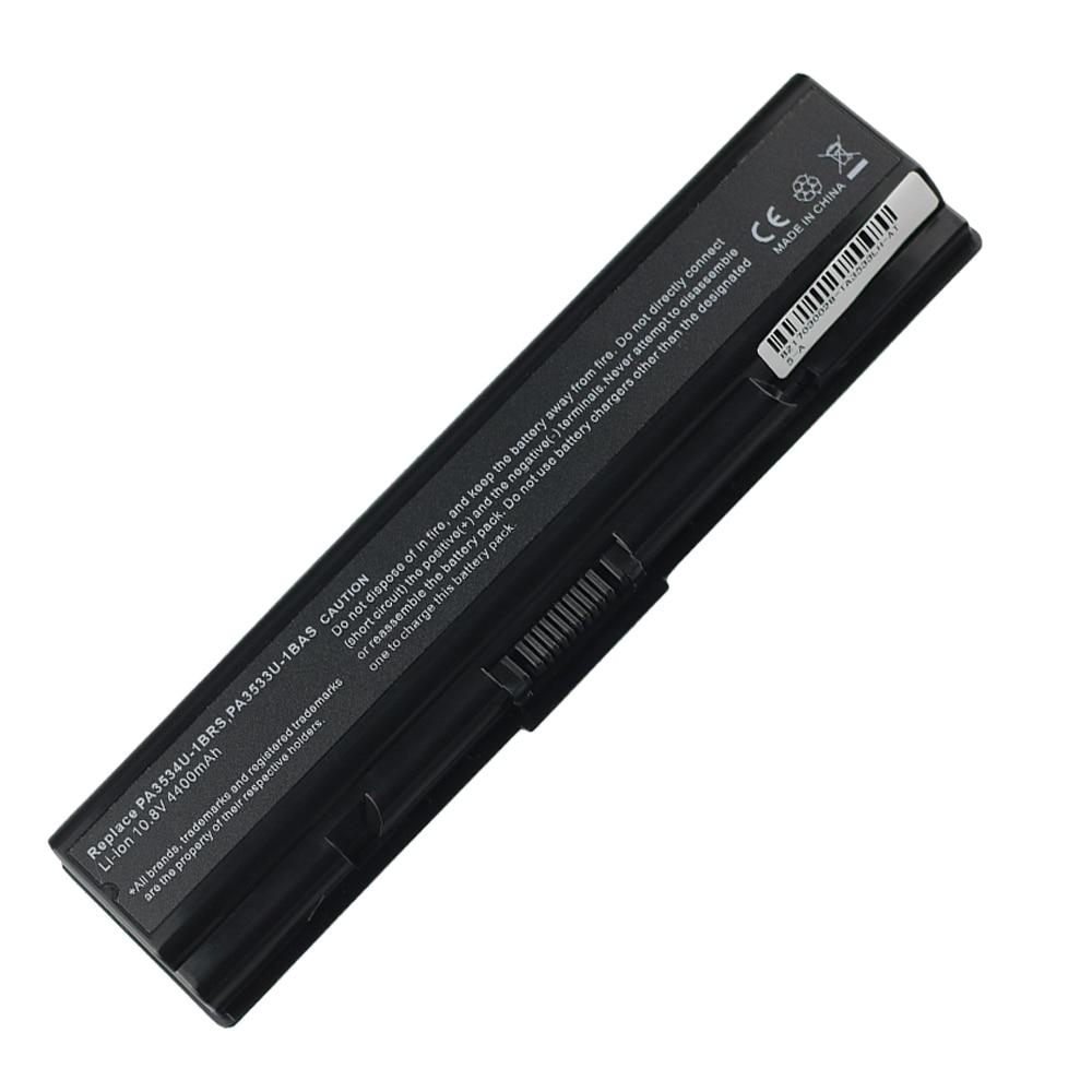 11,1 V 5200mAh OEM Repalcement батарея для Toshiba satelliteea200 A300 M200 L205 L500 L300 A203 Замена Pa3534u 1brs Pa3533u 1brs