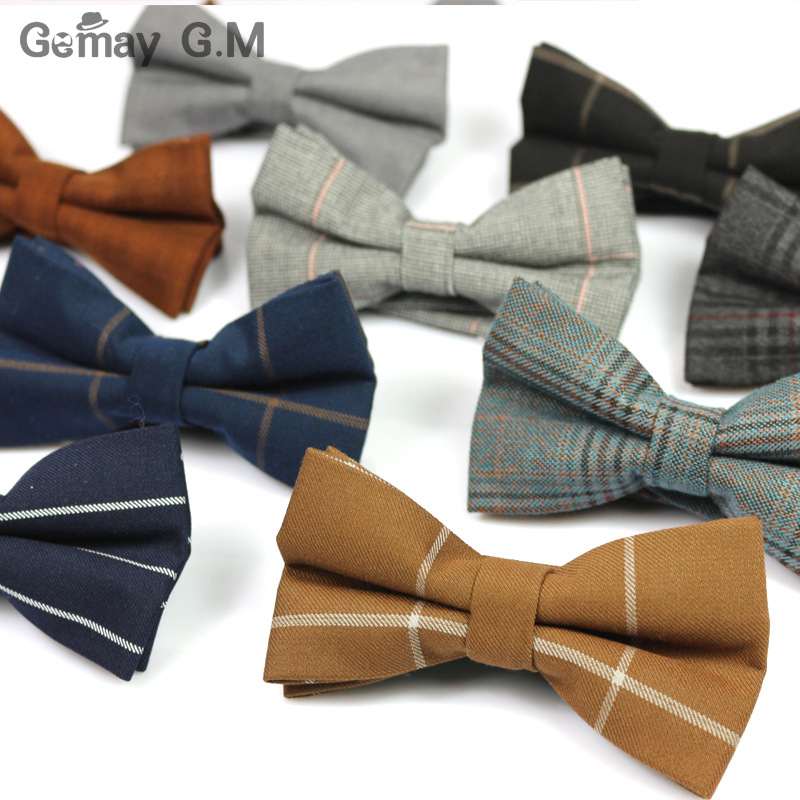 Mens Bowtie New Business Suits Bow Tie For Wedding Party Classic Solid Mens Bow Ties Cravats Brand Male Accessories