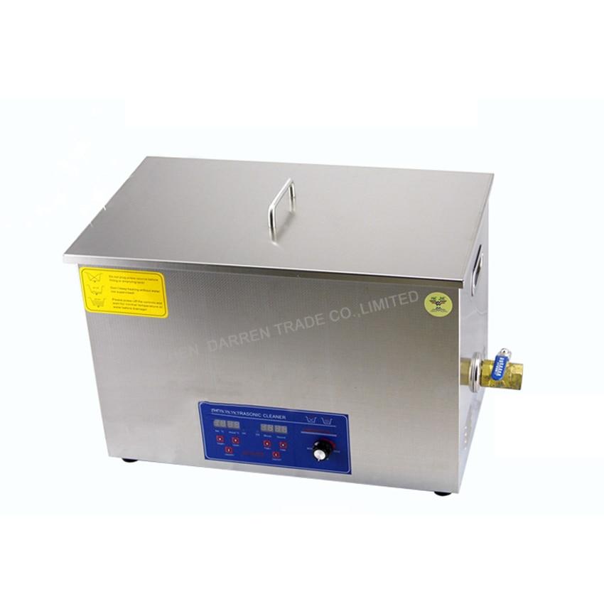 1PC Echografie reiniger reinigingsmachine, glazen, sieraden of - Huishoudapparaten - Foto 2