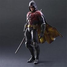 Wholesale PA Figures Batman Arkham Knight Robin PVC  Model Variant Action Figures Collectible Model Toys 25cm