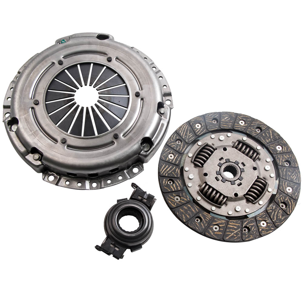 For VW POLO 1.4 16V 1.6 16V GTI Transmech 3 Pieces Clutch Kit Inc BEARING 200mm bzt52c16 16v sod 123