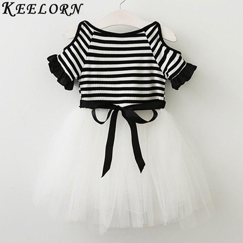 Дизайн платьев в черно-белом