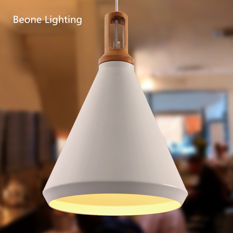 Cheap E27 led Aluminium white Pendant Light lamp dining room kitchen cafe loft white hanging light Nordic white Suspension lightCheap E27 led Aluminium white Pendant Light lamp dining room kitchen cafe loft white hanging light Nordic white Suspension light