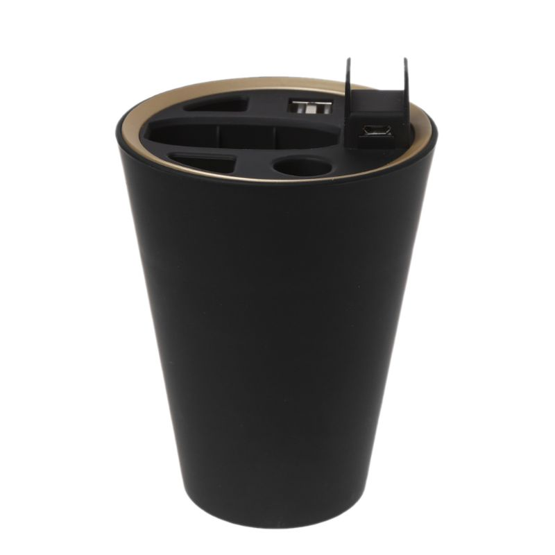 ABS Material Ashtray Design Multifunctional Charger For IQOS 2.4 & Plus Universal Car Charger