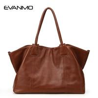 2018 Fashion Women Bags Set 2 Pcs Leather Handbag Women Large Tote Bags Ladies Shoulder Bag Cow Genuine Leather Composite Bag