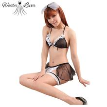 French Maid Costumes Princess Women Clothing Cosplay