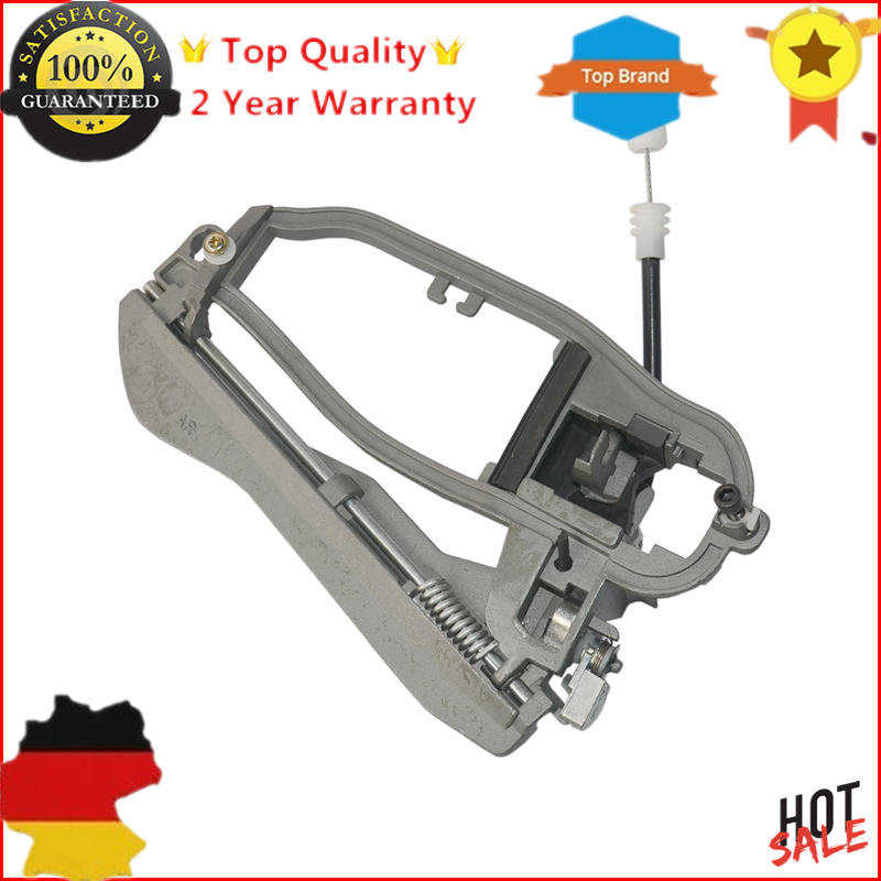 AP03 New -Fast Shipping- Door Handle Carrier Front Right Side For BMW X5 E53 OE#51218243616 / 51218243616 1999 - 2006