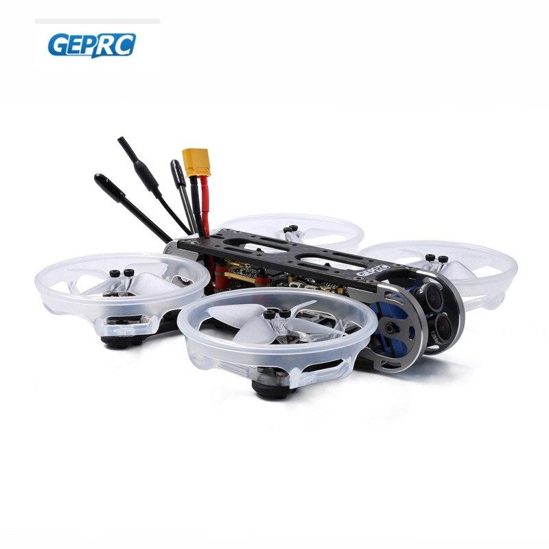 GEPRC CinePro 4K 5.8G 48CH 1200TVL 35A ESC HD 3-4S FPV Drone Version avancée PNP/BNF F722 double caméra gyroscopique ICM20689