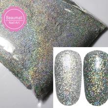30 г~ 500 г, 0,2 мм голографические блестящие лазерные порошки хромовые пигменты блестят Пыль для ногтей, татуировки, макияжа