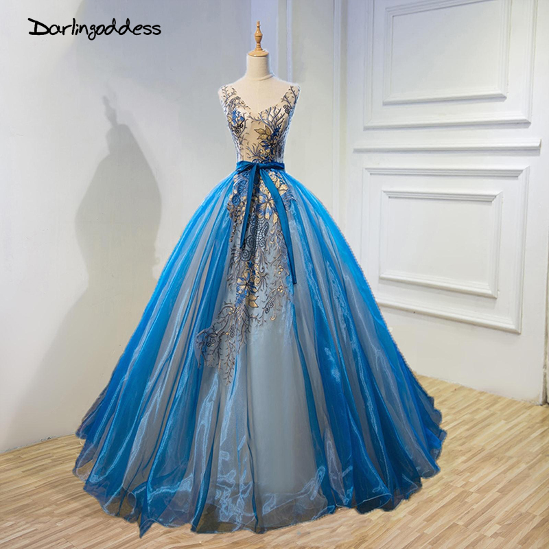 2017 реальные фотографии Элегантный Свадебные платья трапециевидной формы двойной V образным вырезом Вышивка свадебное сексуальное платье С