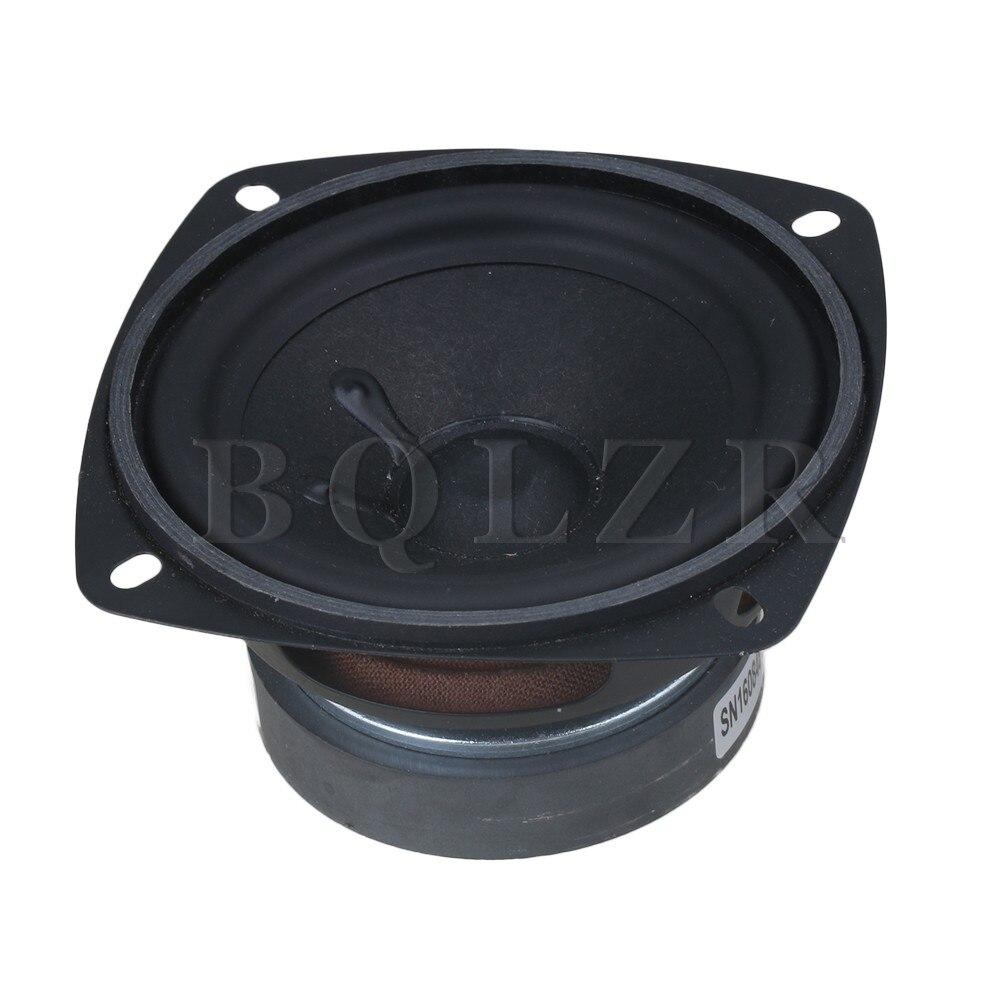 BQLZR 4 Inch Subwoofer Full-Range Speaker P4-19ALW16 Audio Loudspeaker 16 Ohm wireless bluetooth speaker led audio portable mini subwoofer