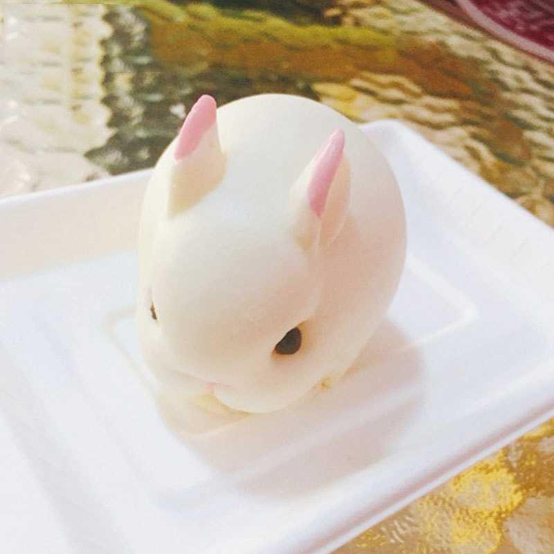 6 полости кролика животных силиконовые формы для торта 3D силиконовые формы мыло мусс Форма для кексов жаропрочная форма для десертов украшения выпечки тоже