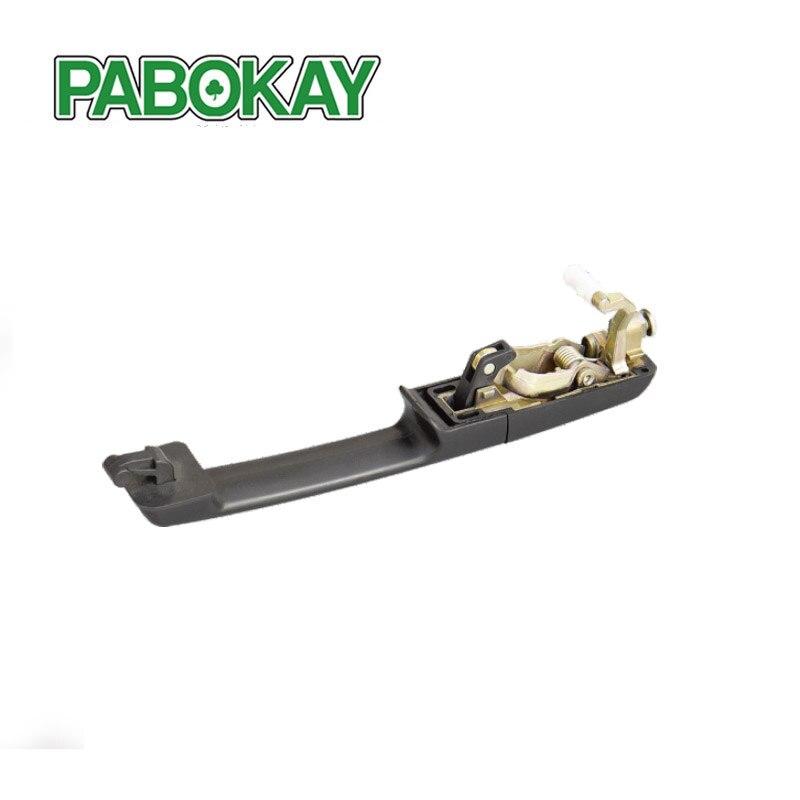 FOR VW PASSAT B3 88 93 OUTER LEFT REAR DOOR HANDLE NEW 357839205 357839205C 357839205B