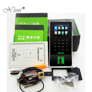 Image 5 - ZK F22 TCP/IP WIFI Biometric Fingerprint Access Control System Door Access Control With Time Attendance F28 Fingerprint Reader