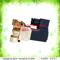 WJIER free shipping 2pcs/lot oil stop solenoid valve 644006301P=8494406.8101 used for Boge Kompressoren