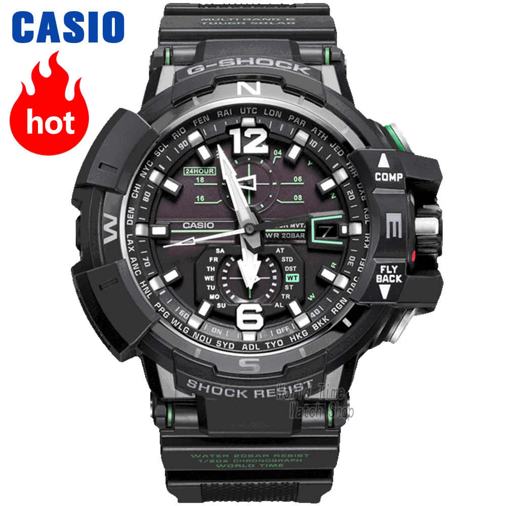 Casio watch G SHOCK Men's Quartz Sports Watch Solar 6 Bureau
