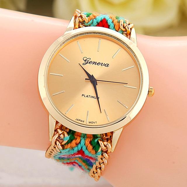 Moda para mujer relojes simples elegantes mujeres para mujer reloj de cuarzo  vestido reloj de pulsera 24111372ce6d