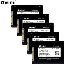 Zheino 2.5 inch SATA III SSD 120GB 128GB 240GB 256GB 360GB 480GB 512GB 960GB