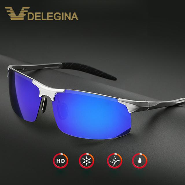 HD Vision 2016 gafas de Sol Polarizadas De Los Hombres Gafas de Conducción Gafas Shades solar Puntos dom