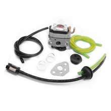 Rep 6690512 Carburetor kit Gasket Grommet Primer bulb For Tanaka TBC-225 TBC-230 TBC-230B String trimmer