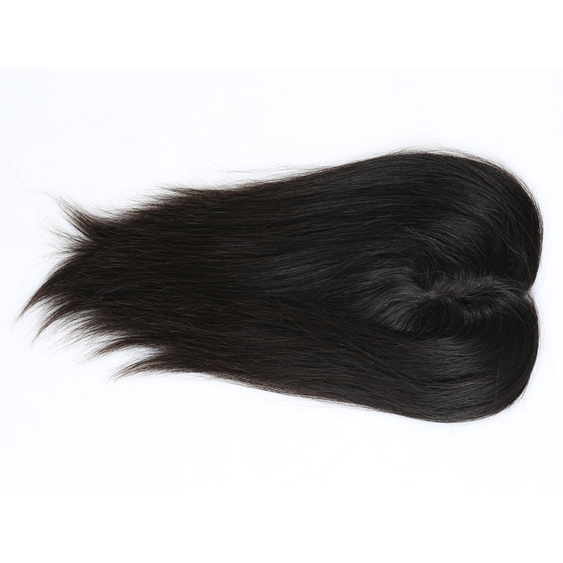 Brazilian Straight Hair Women Toupee Bleached And Tiny Knots Hair Replacement Free Shipping Remy Hair Venvee Hair Products ...