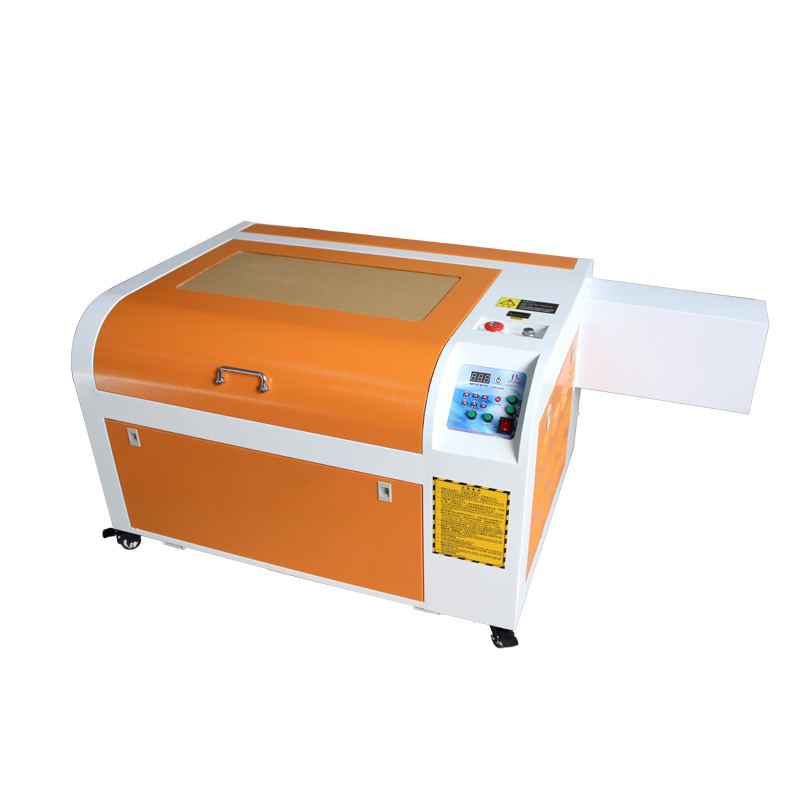 60W Desktop LY laser 6040/4060 CO2 Laser Engraving Machine robotec mini small card small business laser engraving cutting machine cnc co2 6040 4060