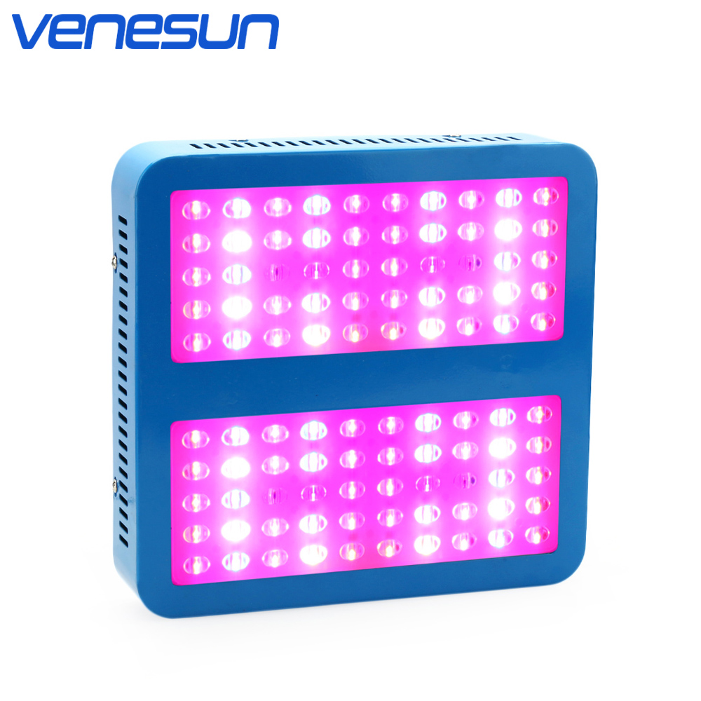 Venesun LED Grow Light 500W Full Spectrum Red/Blue/UV/IR Grow Lamps for Indoor Plant Greenhouse Hydroponic Flowering Growing стоимость