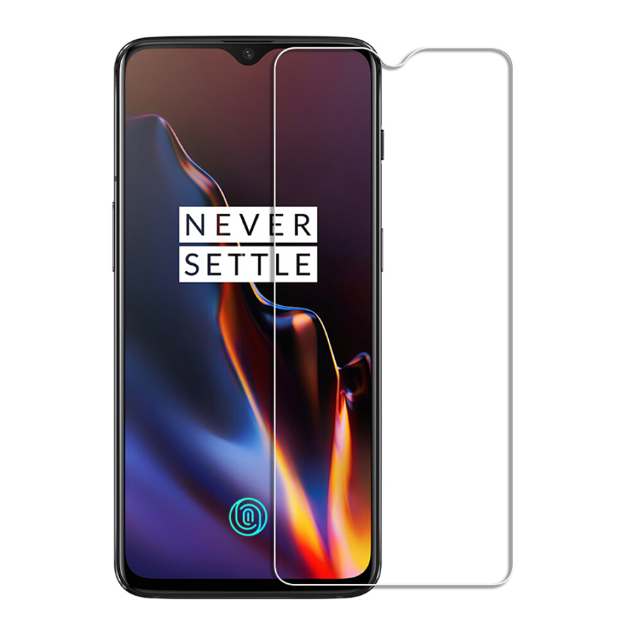 Fizazi 0.26mm 2.5D 9H Tempered Glass for OnePlus 6T One Plus 6T Screen Protector Glass Film